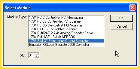 RSLogix EMulate 5000